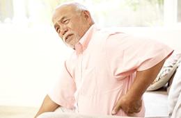 腰痛についてのイメージ
